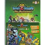 Invizimals - Collector Pack Stacks, álbum (Panini 002877COLSET)