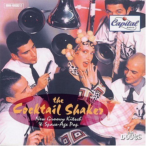 Preisvergleich Produktbild Cocktail Shaker