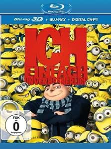 Ich - Einfach unverbesserlich [3D Blu-ray] [Limited Edition]