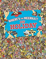 Where's The Meerkat? On Holiday (Search and Find)