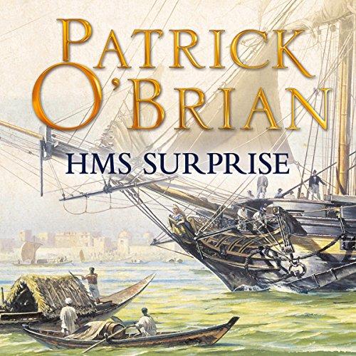 hms-surprise-aubrey-maturin-series-book-3