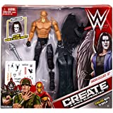Create a WWE Superstar Sting Pack by Mattel