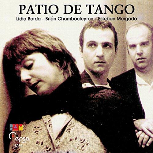 Patio de Tango - 3 Stück Patio