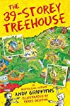 Andy and Terry's amazing treehouse has thirteen new levels! They've added a chocolate waterfall you can swim in, a volcano for toasting marshmallows, a bulldozer-battling level, a baby-dinosaur-petting zoo, a not-very-merry merry-go-round, a boxin...