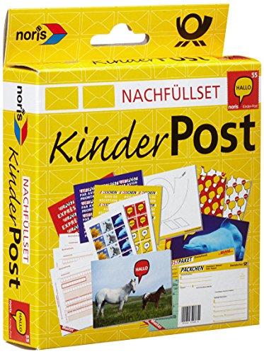 Noris Spiele 606521006 - Kinderpost Nachfüllset (Handy-post)