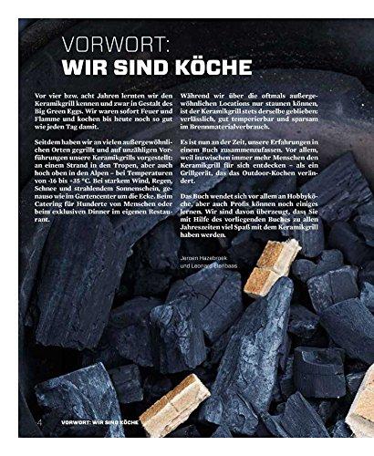 Der Keramikgrill: Technik und Rezepte - 3