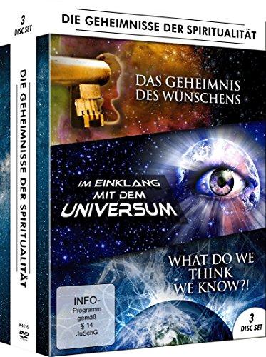 Die Geheimnisse der Spiritualität [3 DVDs]