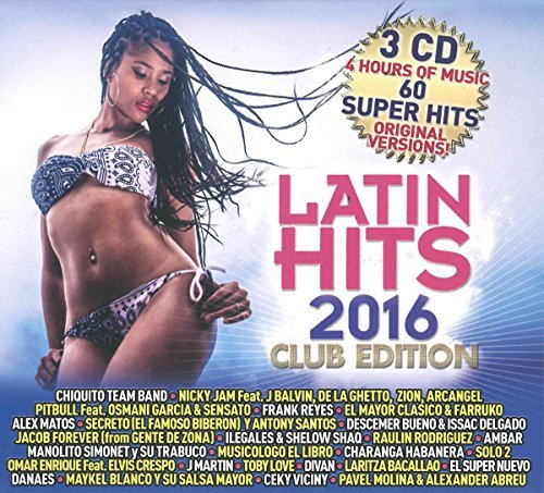Latin Hits 2016 Club by Various Artists