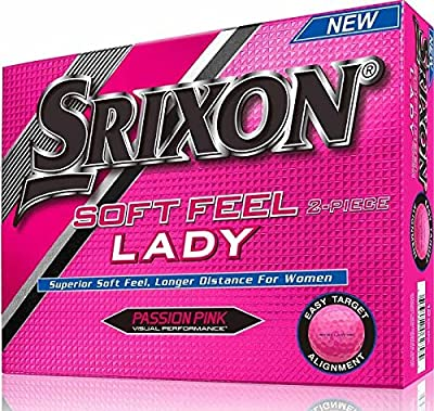 Srixon Softfeel Lady Bolas