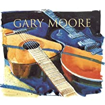 CD Album ( 14 Titel, incl. always gonna love you , empty rooms, parisienne walkways , separate ways , johnny boy, still got the blues for you , story of the blues etc. )