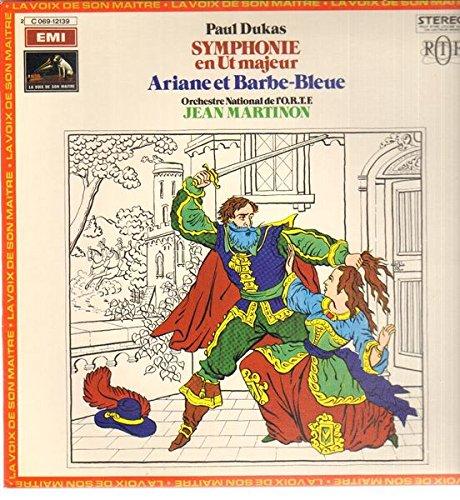 Symphonie en ut majeur * Ariane et Barbe-Bleue [Vinyl LP]