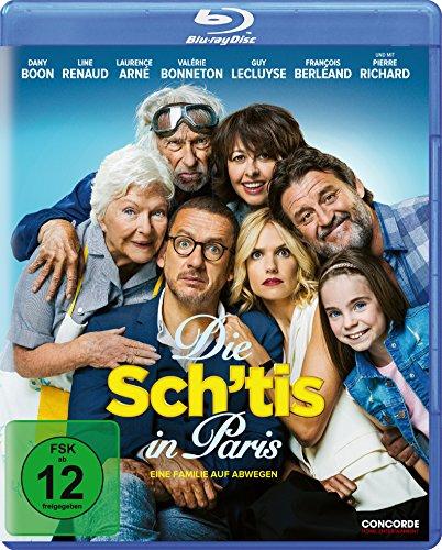 Die Sch'tis in Paris - Eine Familie auf Abwegen [Blu-ray]