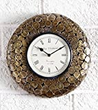 Unravel India Wooden Brass Coin Vintage ...