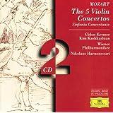 Mozart: The 5 Violin Concertos; Sinfonia Concertante (2 CD's)