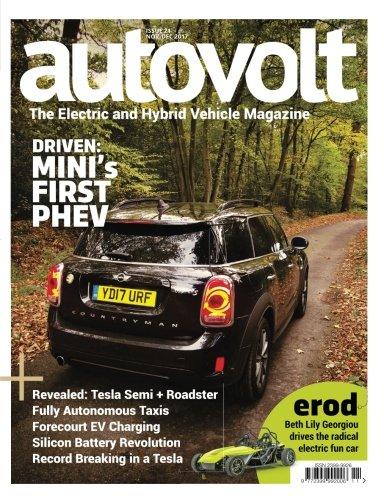 Autovolt Nov-Dec 2017: The Electric and Hybrid Vehicle Magazine: Volume 21 por Autovolt Magazine
