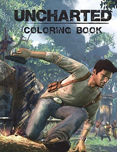 Preisvergleich Produktbild Uncharted Coloring Book