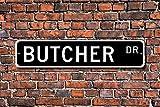 Dozili Boucher Boucher Cadeau Boucher Sign Boucher Décor Cadeau pour Boucher la...