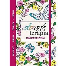 Color ArteTerapia. Cuaderno de notas (VARIOS)