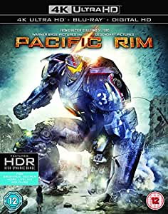 Pacific Rim (4K Ultra HD Blu-ray) [Includes Digital Download] [2016]