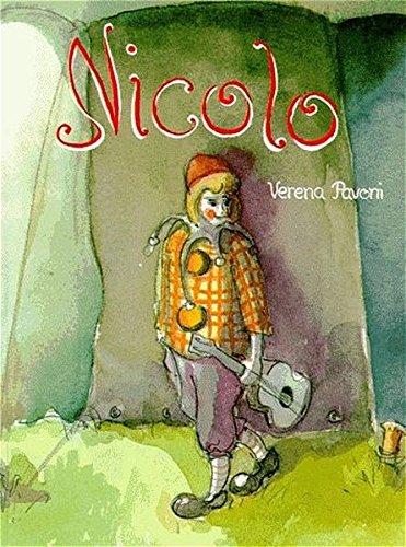 Nicolo und sein grosser Wunsch (Atlantis Kinderbücher bei Pro Juventute)