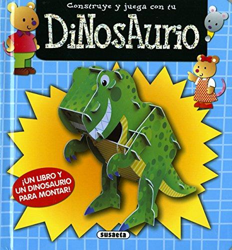 Dinosaurio (Lee, construye y juega) por Susaeta Ediciones S  A