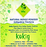 #3: KOKIG 100% Natural Herbal Organic INDIGO POWDER (100 Grams)