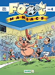 Les Footmaniacs, Tome 4 :
