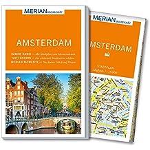 Amsterdam: MERIAN momente - Mit Extra-Karte zum Herausnehmen