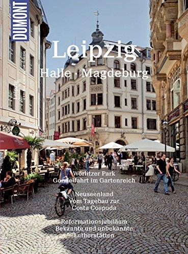 DuMont BILDATLAS Leipzig, Halle, Magdeburg: Metropolen mit Zukunft (DuMont BILDATLAS E-Book)