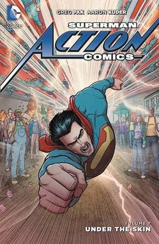 Superman Action Comics Vol 7