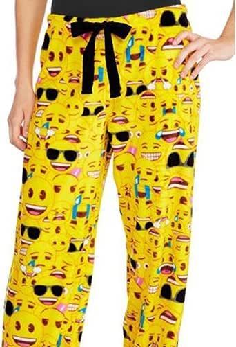 Pxmoda Poo Poop Emoji Sleep Pants