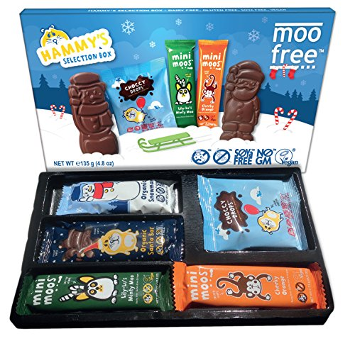 Moo Free Hammy's Selection Box 135g – DAIRY FREE CHOCOLATES