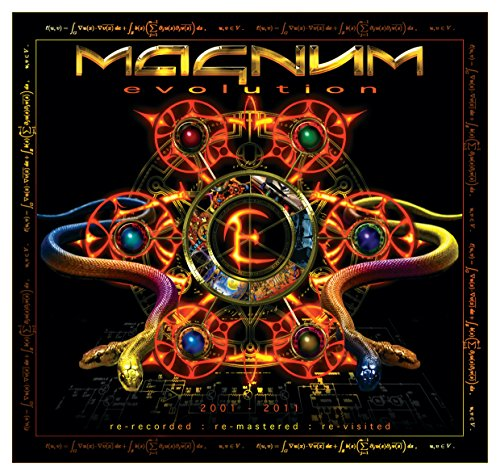 Magnum: Evolution (Audio CD)