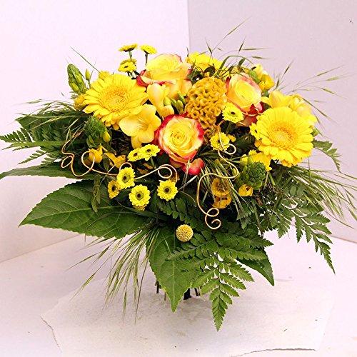 Blumensträuße Blumen Lieferung Dauerhaft Im Einsatz