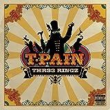 Songtexte von T‐Pain - Thr33 Ringz