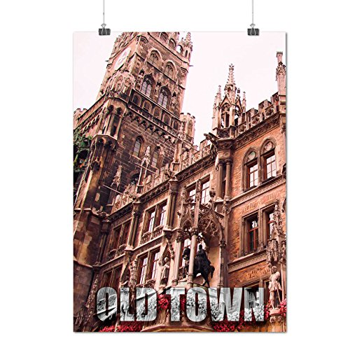 beautiful-old-town-structure-matte-glossy-poster-a2-60cm-x-42cm-wellcoda