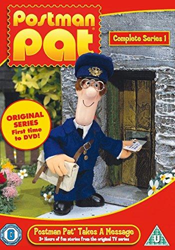Image of Postman Pat: Series 1 - Postman Pat Takes A Message [DVD]