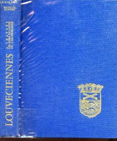LOUVECIENNES - A TRAVERS LES ALPES GALANTES DE L'ILE DE FRANCE / COLLECTION