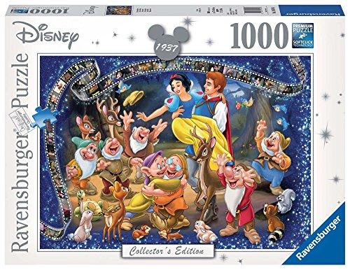 Disney - Puzzle, diseño Blancanieve, 1000 Piezas (Ravensburger 19674)