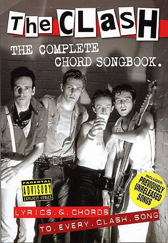 the-clash-the-complete-chord-songbook-fr-text-akkordemit-griffbildern