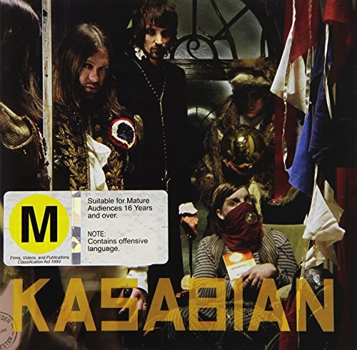 West Ryder Pauper Lunatic Asylum (CD+DVD) By Kasabian (2010-02-05)