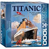 Titanic White Star Line Puzzle, 1000-Piece by EuroGraphics