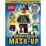Lego Minifigure Mash-up  LEGO