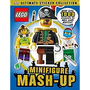 Lego Minifigure Mash-up 9781465444646 LEGO