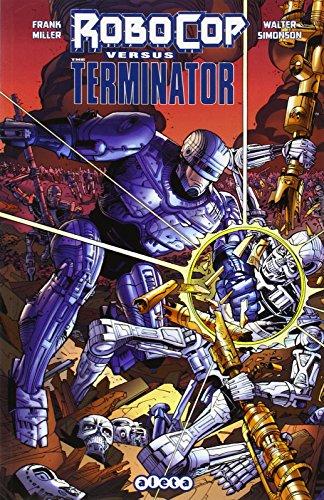 Robocop vs. Terminator (Colección Alerta)