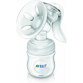 Philips Avent Natural Comfort Breast Pump and Bottle