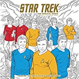 Star Trek: The Original Series Adult Coloring Book ; Where No Man Has Gone Before