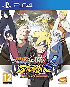 Third Party - Naruto Shippuden Ultimate: Ninja Storm 4 - Road to Boruto Occasion [ PS4 ] - 3391891991292