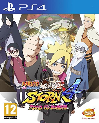 Namco Bandai Games Naruto Ultimate Ninja Storm 4 - Road to Boruto, PS4 - Juego (PS4, PlayStation 4, Acción / Lucha, CyberConnect2, 02/03/2017, RP (Clasificación pendiente), En línea)