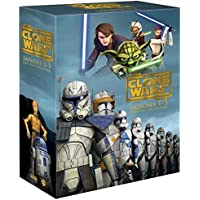 Star Wars - The Clone Wars - L'intégrale - Saisons 1 à 5